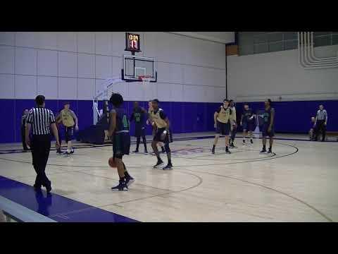Chesapeake College vs Navy JV (Men) 22 Jan 18 1st Half