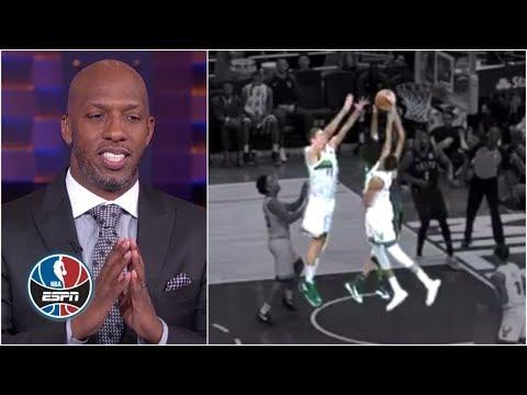 Chauncey Billups breaks down game film to show why the Bucks are so good | NBA Countdown