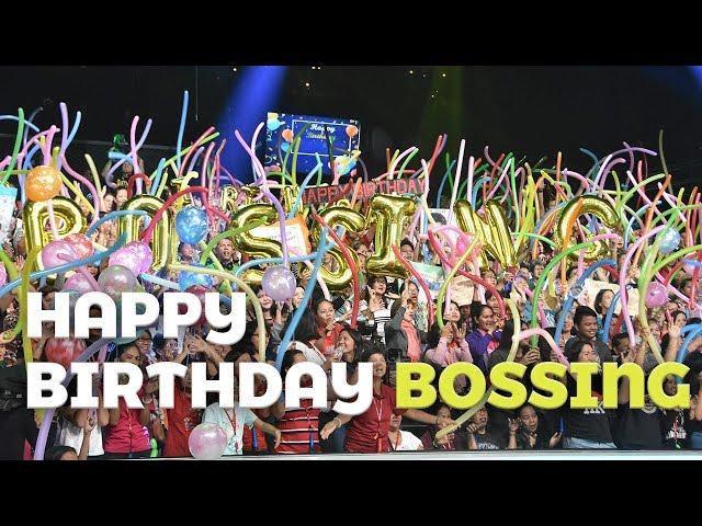 Bossings Birthday Special | April 27, 2019