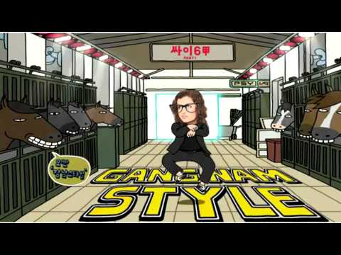 GANGNAM STYLE vs. Friday - PSY (강남스타일) vs. Rebecca Black (GANGNAM FRIDAY) - 1MaginAZN