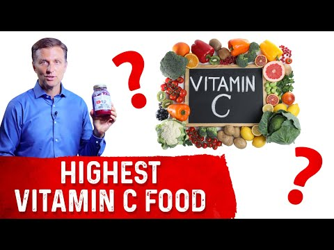 The Highest Vitamin C Food. on the Planet