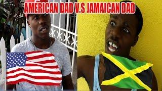 American Dad V.S Jamaican Dad @JnelComedy @BuhnReactions