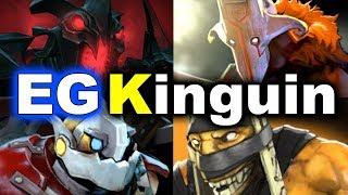 EG vs KINGUIN - GAME OF THE DAY 1 - SUMMIT 8 MINOR DOTA 2