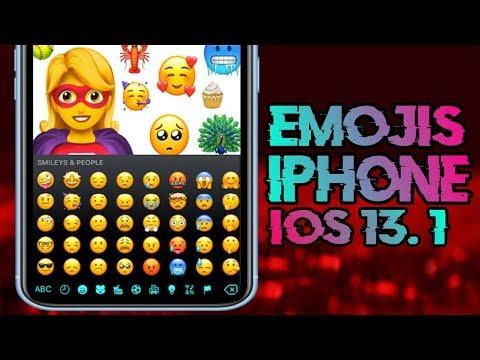 EMOJIS DO IPHONE X AGORA NO SEU ANDROID - 2019
