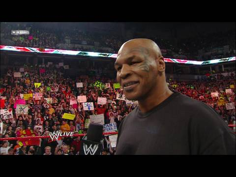 Sheamus Addresses Raw Guest Host Mike Tyson