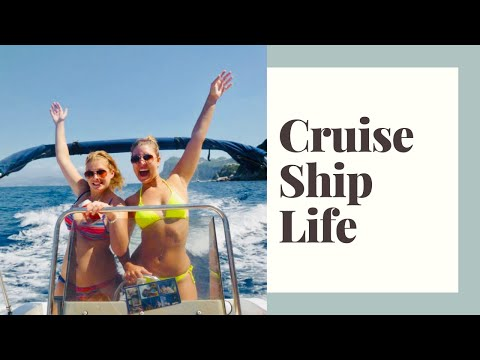 SHIP LIFE - A Spa Girls Life At Sea!