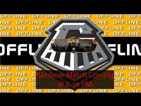 Galesburg High School E-Sports Live Stream