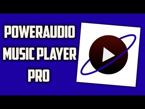 APK Reviews | PowerAudio Pro Music Player v2.1