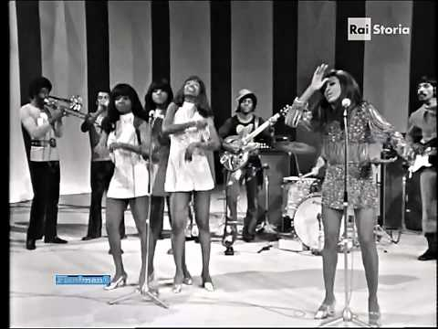 ♫ Ike & Tina Turner ♪ Proud Mary (Italian TV Show 1971) ♫ Video & Audio Restored HD
