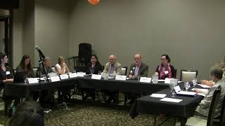 Inaugural Blue Ribbon Committee meeting for the rehabilitation of Clear Lake October 10, 2018