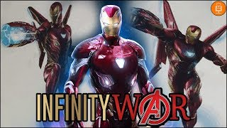 NEW Iron Man Avengers Infinity War Armor Explained
