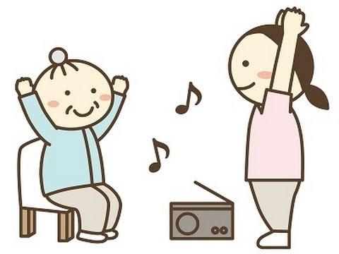 みずほオリジナル健康体操福祉用音楽制作例 Youtube