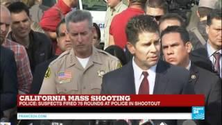 San Bernardino shooting - FBI Los Angeles director shares details on ongoing investigation