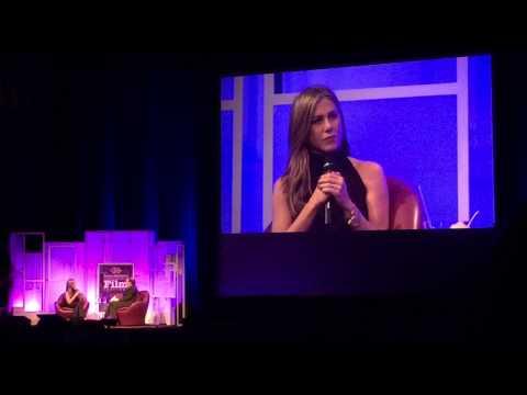 SBIFF Jennifer Aniston Montecito Award Santa Barbara Arlington Theater 2015