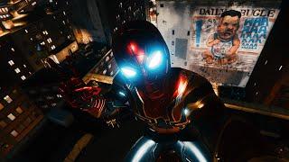 Человек-паук идёт по следу Черной Кошки ► Marvel's Spider-Man  ► Поимка голубей