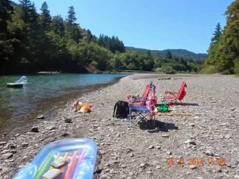 Party up the Chetco River! Brookings Harbor Oregon