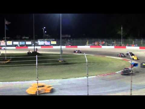 Jefferson Speedway Legends Feature 07.25.15
