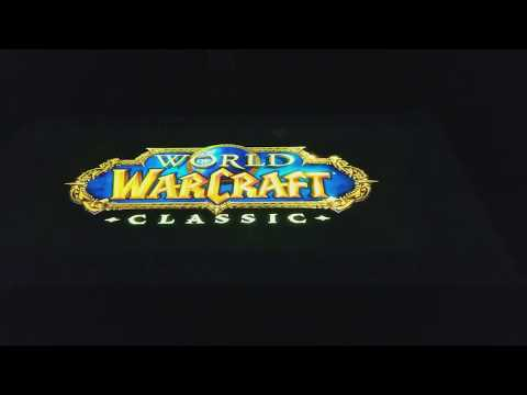 World of Warcraft: Classic cinematic crowd reaction at Blizzcon 2017