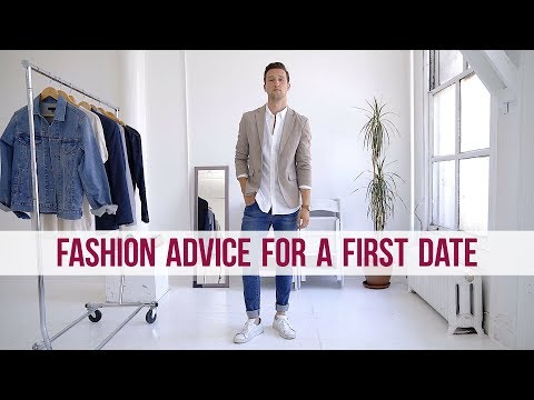 3 Types of Outfits for a First Date + General Dating Advice | Men's Summer Fashion