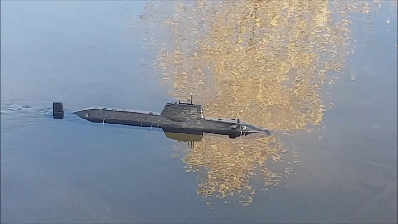 Maximus Modellbau Rc Submarines Youtube