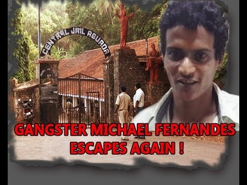 Gangster michael fernandes escapes for the second time youtube - Idee schilderij gang ingang ...