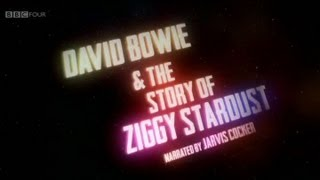 David Bowie and the Story of Ziggy Stardust