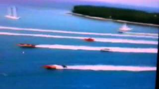 1987 World championship Offshore powerboat racing