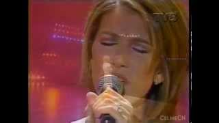 【CelineCN】独家 Celine Dion Falling Into You @ Dimanche Martin 1996