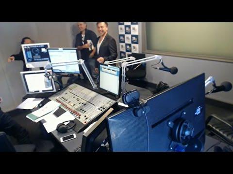 Roberto Alagna | RADIO 2UE Interview by Clinton Maynard 18 Jul 2016