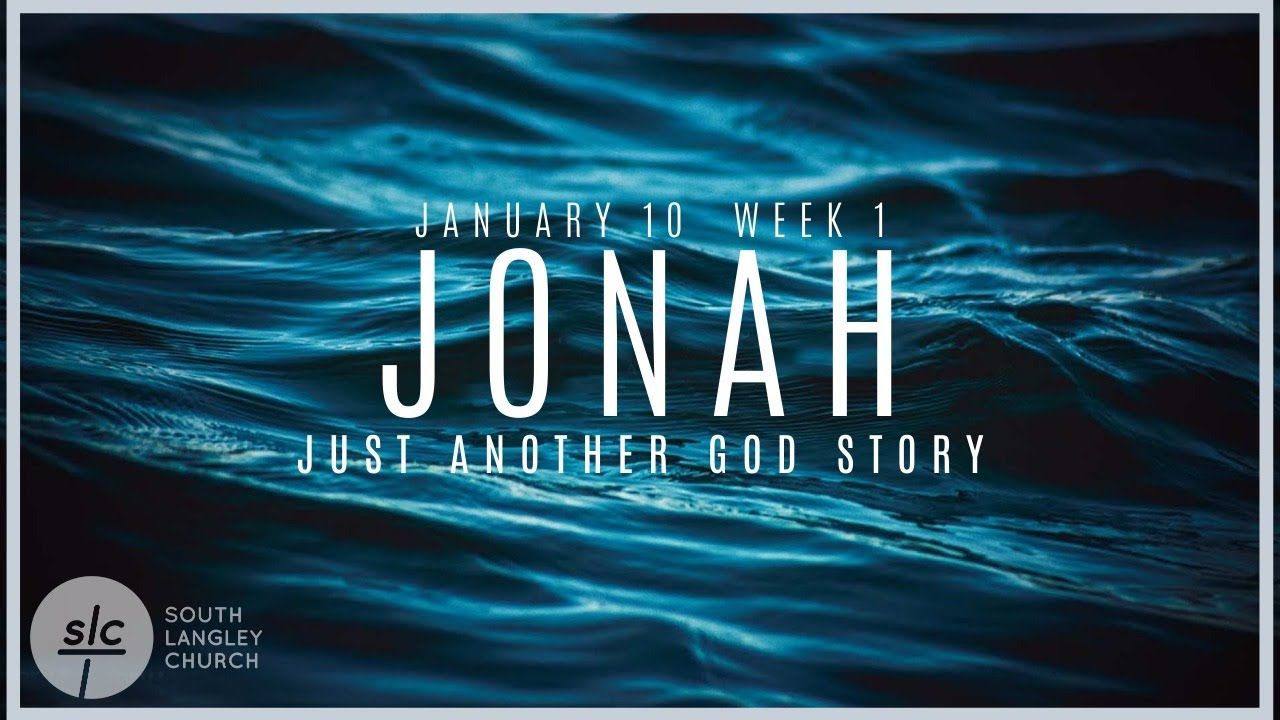 Jan 10 - Jonah - Sunday Morning Livestream