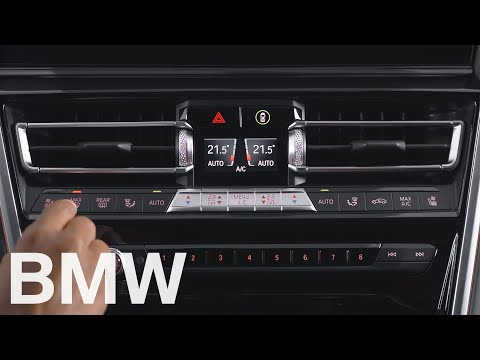 How to use your Climate Control – BMW How-To