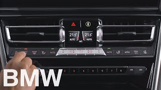 How to use your Climate Control - BMW How-To