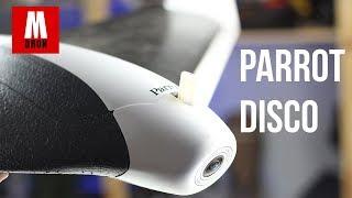 Probando el parrot disco en espaÑol : avion - drone rc con gps y fpv