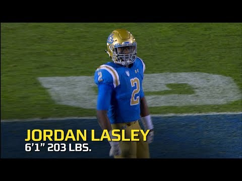 online store e3bf9 92b3e Jordan Lasley highlights: UCLA's leading receiver looks to ...