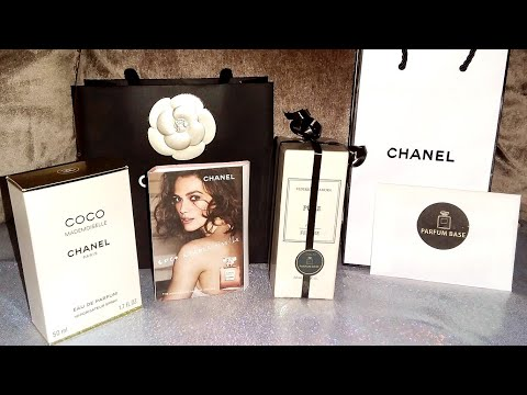 🌸 Cheap Alternative To CHANEL COCO MADEMOISELLE EDP 🌸 FM No. 18 By PARFUM BASE   Comparison & Review