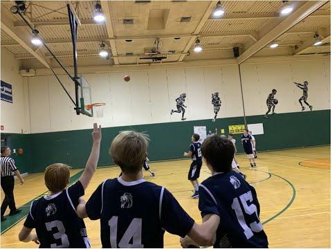 2020 Camp Hill Middle School Junior Varsity Basketball Highlights