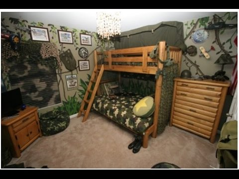 decoration chambre enfant - YouTube