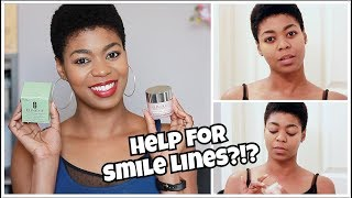 This Helped Plump My Smile Lines! Full Review & Demo Clinique Moisture Surge Intense