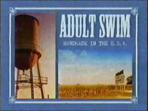 (Adult Swim Bump) Handmade in the USA (Full Song)