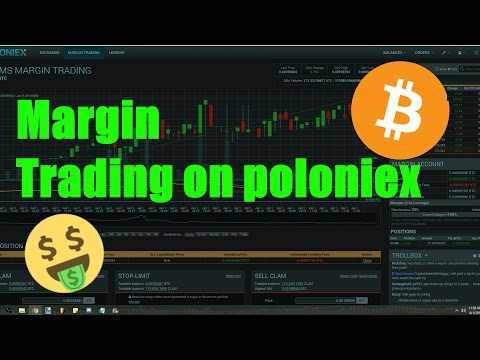 How to do Margin trading on Poloniex