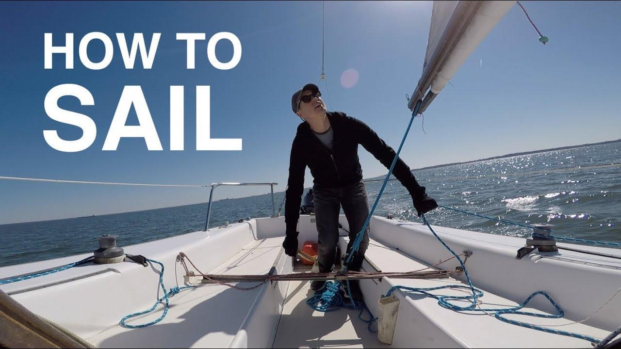 Optimist sailing lessons youtube.