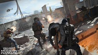 Call of Duty®: Modern Warfare® - Анонс  Спецопераций [RU]
