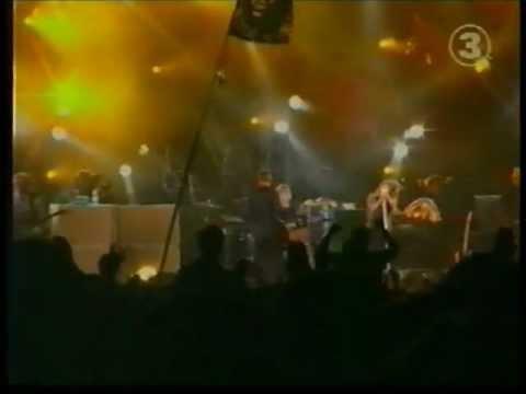 Pearl Jam - Roskilde Festival 2000, TV clip