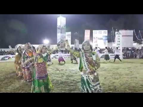Live Navratri Non Stop Garba Song at Lions Club Gandhinagar Gujarat Part   2