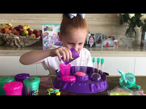 SLIME DIY Kit Review - Available from KMART