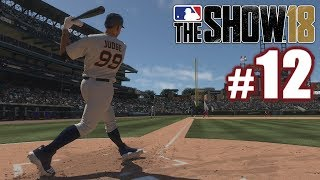 BEST DEBUT EVER FOR AARON JUDGE! | MLB The Show 18 | Diamond Dynasty #12