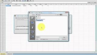 SPSS Video-Seminar #  Teil 22: externe Daten -- SPSS Dateien zusammensetzen