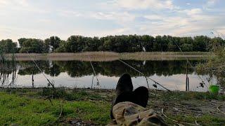 Рыбалка на карася с начёвкой Рыбалка 2018 УХА