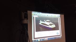 Roosevelt Island Ferry Service Overview Presention By NYC Ferry Hornblower Operator