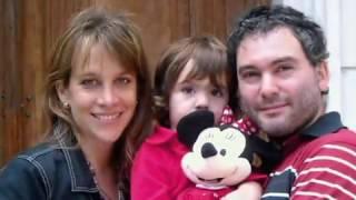 Luciana Chacra y su regresó a casa: así fue el reencuentro con papá